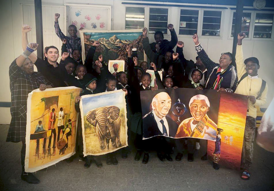 Mandela Day: Arts Innovation in Alexandra