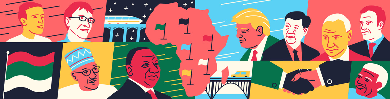 Donald Trump Leads With African Youth – Scores Significantly Over Xi Jinping, Survey Finds